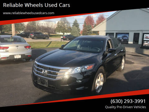 2012 Honda Crosstour for sale at Reliable Wheels Used Cars in West Chicago IL