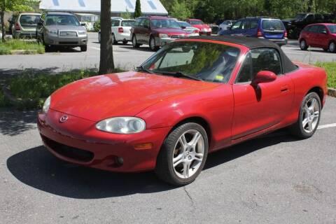 2005 Mazda MX-5 Miata for sale at Auto Bahn Motors in Winchester VA