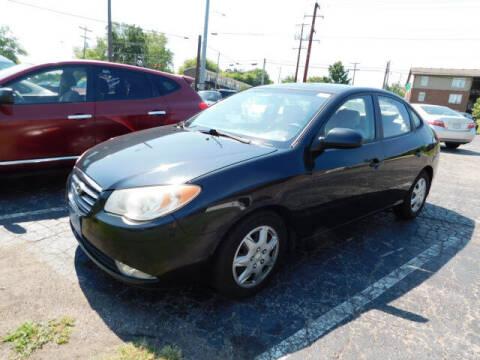 2009 Hyundai Elantra for sale at WOOD MOTOR COMPANY in Madison TN