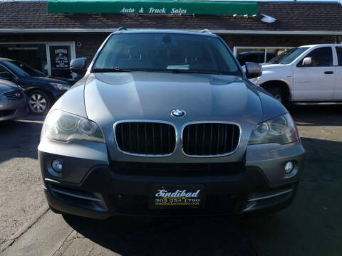 2007 BMW X5 for sale at Sindibad Auto Sale, LLC in Englewood CO