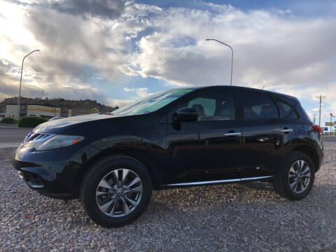 2012 Nissan Murano for sale at 1st Quality Motors LLC in Gallup NM