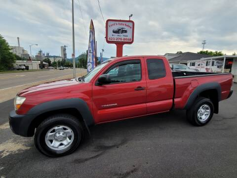 2009 Toyota Tacoma for sale at Ford's Auto Sales in Kingsport TN