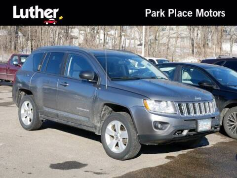 2011 Jeep Compass for sale at Park Place Motor Cars in Rochester MN
