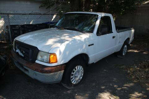 2004 Ford Ranger for sale at Grasso's Auto Sales in Providence RI
