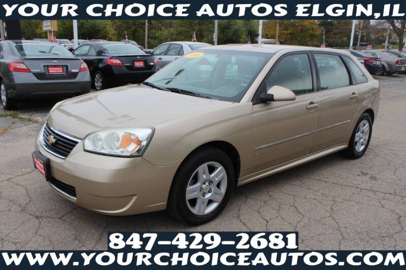 2006 Chevrolet Malibu Maxx for sale at Your Choice Autos - Elgin in Elgin IL