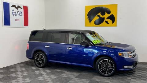 2015 Ford Flex for sale at Carousel Auto Group in Iowa City IA