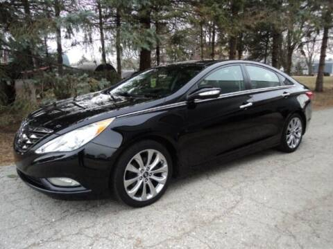 2012 Hyundai Sonata for sale at HUSHER CAR CO in Caledonia WI