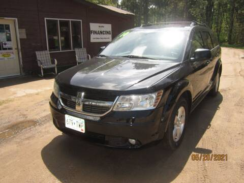 2010 Dodge Journey for sale at SUNNYBROOK USED CARS in Menahga MN
