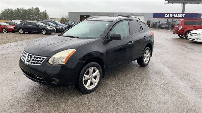 2009 Nissan Rogue for sale at WEINLE MOTORSPORTS in Cleves OH