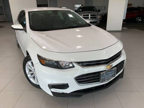 2018 Chevrolet Malibu for sale at Auto Mall of Springfield in Springfield IL
