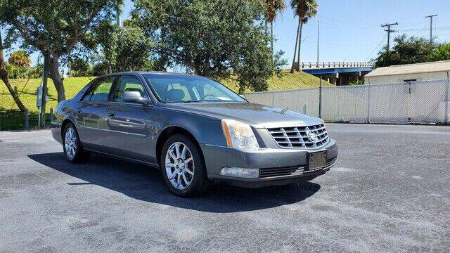 2006 Cadillac DTS for sale at Select Autos Inc in Fort Pierce FL