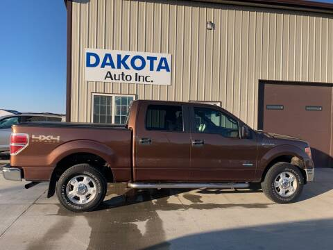 2012 Ford F-150 for sale at Dakota Auto Inc. in Dakota City NE