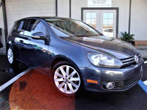 2011 Volkswagen Golf for sale at DriveTime Plaza in Roseville CA