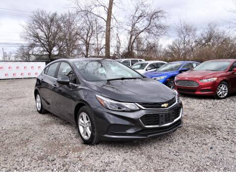 2017 Chevrolet Cruze for sale at Premier Auto & Parts in Elyria OH