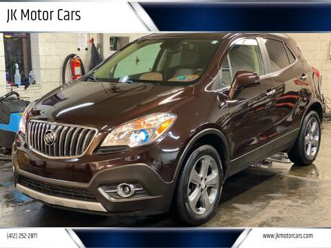 2013 Buick Encore for sale at JK Motor Cars in Pittsburgh PA