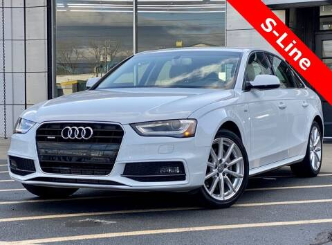 2015 Audi A4 for sale at Carmel Motors in Indianapolis IN