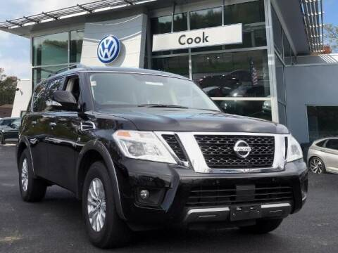 2020 Nissan Armada for sale at Ron's Automotive in Manchester MD