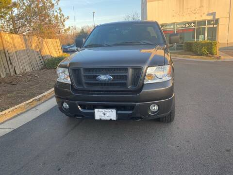 2006 Ford F-150 for sale at Super Bee Auto in Chantilly VA