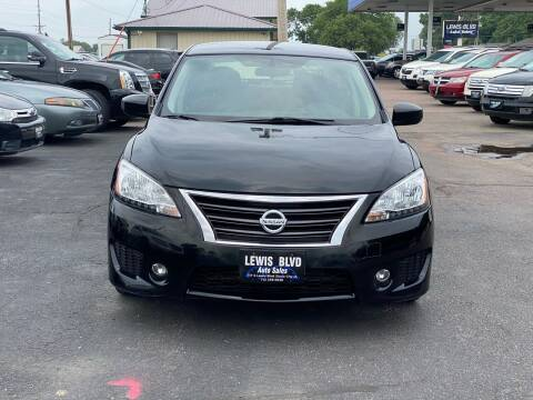 2013 Nissan Sentra for sale at Lewis Blvd Auto Sales in Sioux City IA