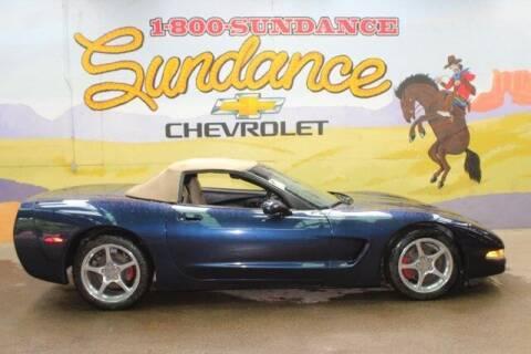 1999 Chevrolet Corvette for sale at Sundance Chevrolet in Grand Ledge MI