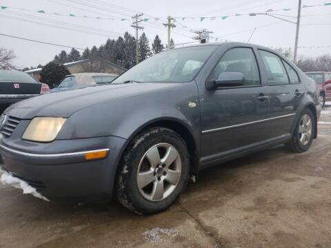2004 Volkswagen Jetta for sale at Super Trooper Motors in Madison WI