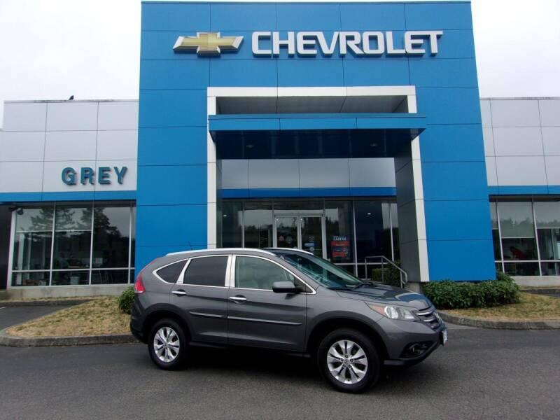 2014 Honda CR-V for sale at Grey Chevrolet, Inc. in Port Orchard WA