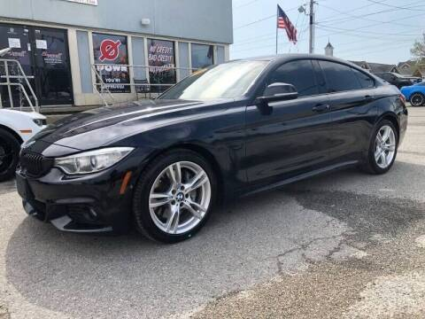 2016 BMW 4 Series for sale at Bagwell Motors in Lowell AR