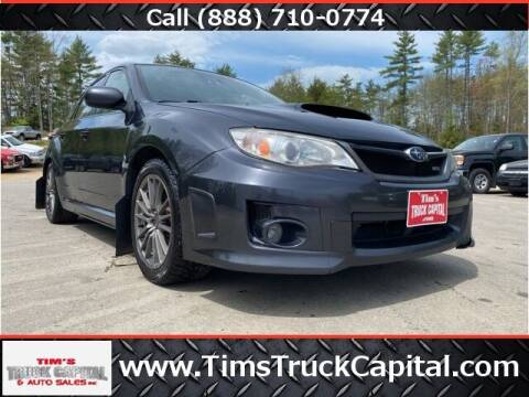 2014 Subaru Impreza for sale at TTC AUTO OUTLET/TIM'S TRUCK CAPITAL & AUTO SALES INC ANNEX in Epsom NH