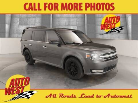 2015 Ford Flex for sale at Autowest of GR in Grand Rapids MI