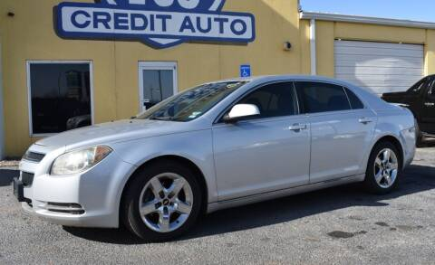 2010 Chevrolet Malibu for sale at Buy Here Pay Here Lawton.com in Lawton OK