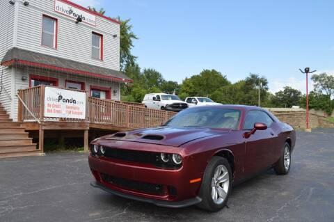 2021 Dodge Challenger for sale at DrivePanda.com Joliet in Joliet IL