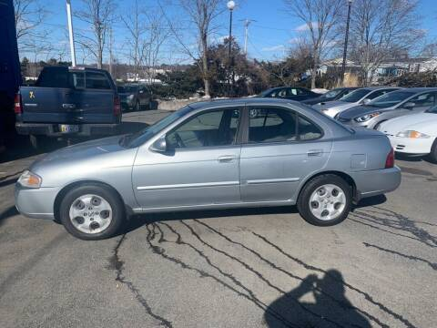 2004 Nissan Sentra for sale at Elite Pre-Owned Auto in Peabody MA