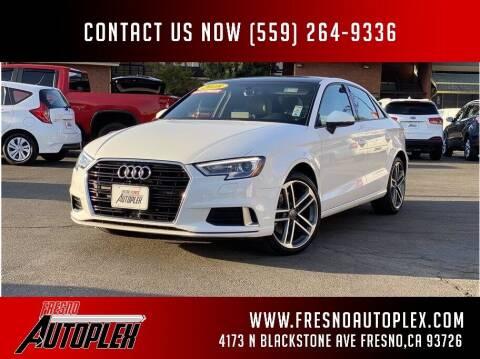2018 Audi A3 for sale at Carros Usados Fresno in Clovis CA