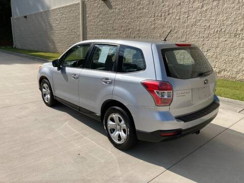 2014 Subaru Forester for sale at Raleigh Auto Inc. in Raleigh NC