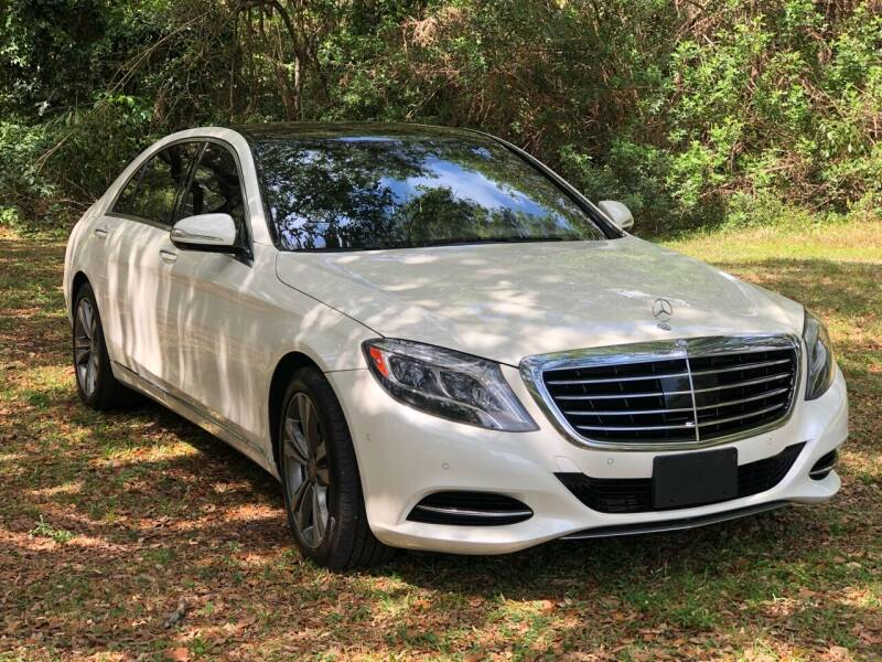 2014 Mercedes-Benz S-Class for sale at CAR UZD in Miami FL