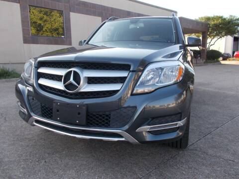 2014 Mercedes-Benz GLK for sale at ACH AutoHaus in Dallas TX