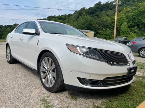 2014 Lincoln MKS for sale at Court House Cars, LLC in Chillicothe OH