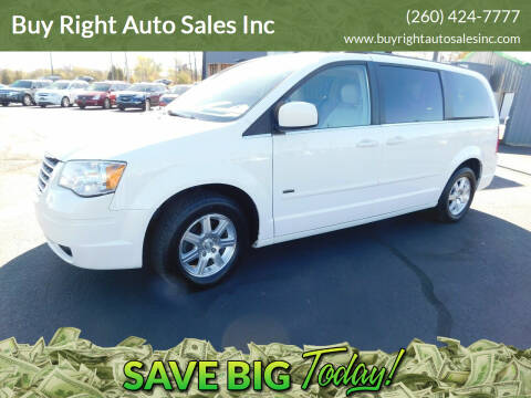 2008 Chrysler Town and Country for sale at Buy Right Auto Sales Inc in Fort Wayne IN