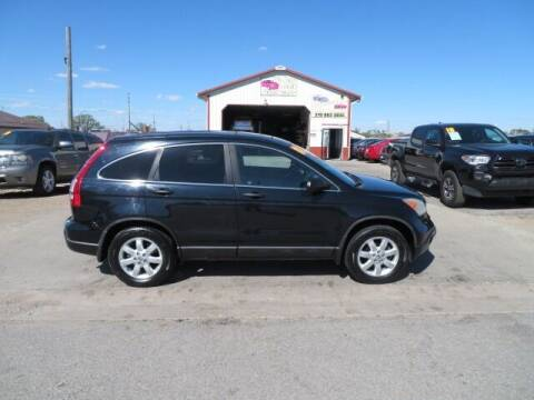 2008 Honda CR-V for sale at Jefferson St Motors in Waterloo IA