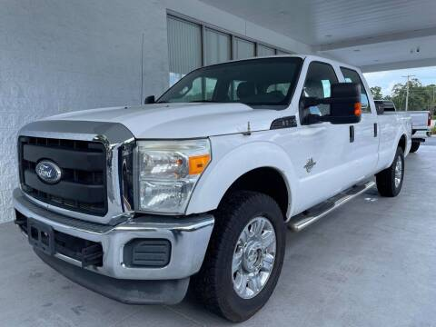 2011 Ford F-250 Super Duty for sale at Powerhouse Automotive in Tampa FL