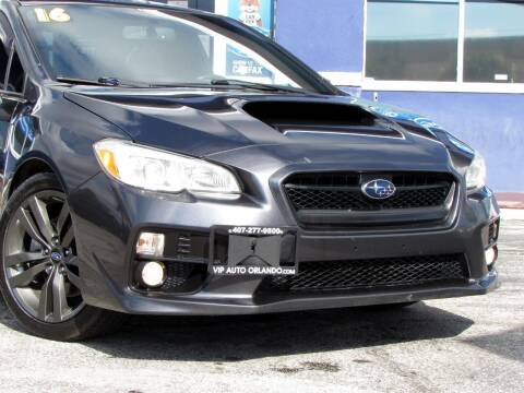 2016 Subaru WRX for sale at Orlando Auto Connect in Orlando FL