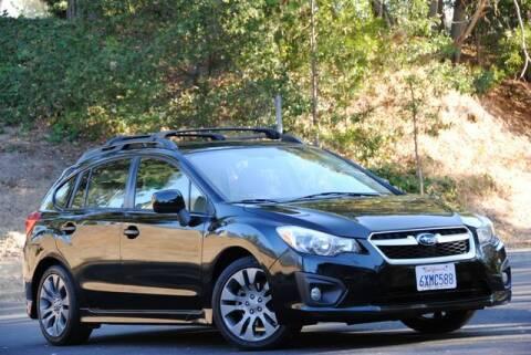 2012 Subaru Impreza for sale at VSTAR in Walnut Creek CA