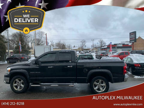 2007 Dodge Ram Pickup 1500 for sale at Autoplex 2 in Milwaukee WI