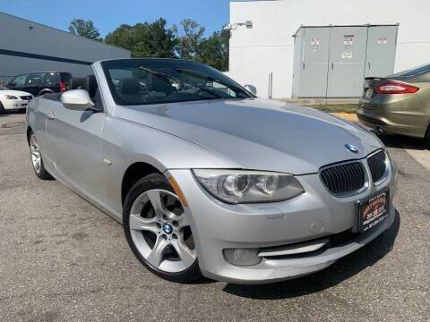 2013 BMW 3 Series for sale at JerseyMotorsInc.com in Teterboro NJ