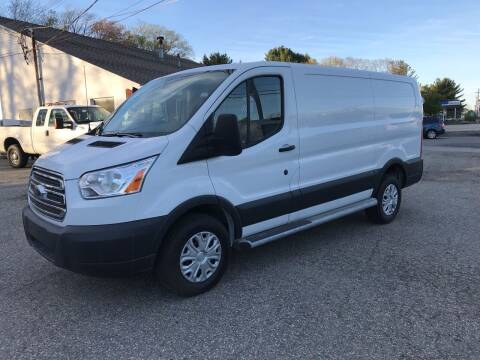 2018 Ford Transit Cargo for sale at J.W.P. Sales in Worcester MA