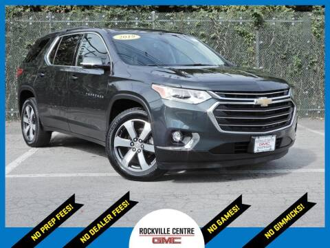 2019 Chevrolet Traverse for sale at Rockville Centre GMC in Rockville Centre NY