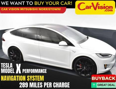2019 Tesla Model X for sale at Car Vision Mitsubishi Norristown in Norristown PA