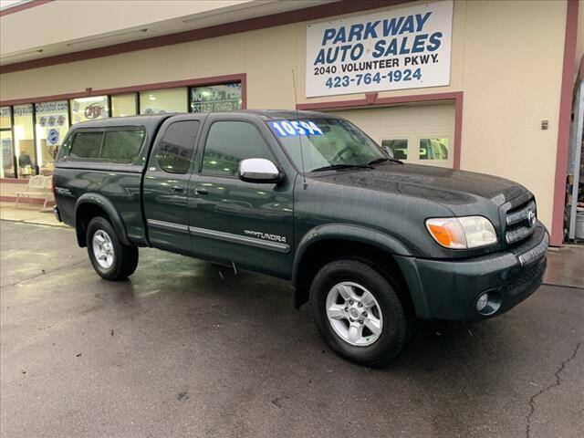 2005 Toyota Tundra for sale at PARKWAY AUTO SALES OF BRISTOL in Bristol TN