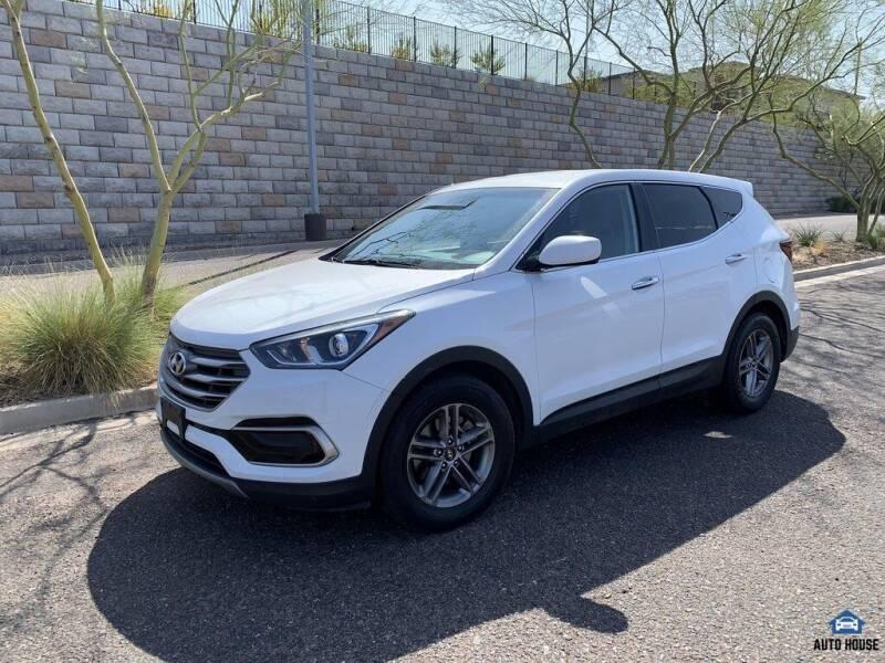 2017 Hyundai Santa Fe Sport for sale at AUTO HOUSE TEMPE in Tempe AZ