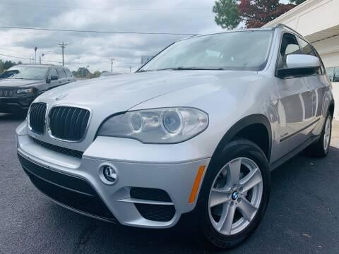 2013 BMW X5 for sale at North Georgia Auto Brokers in Snellville GA